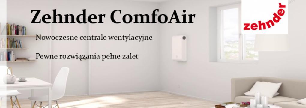 Rekuperacja Zehnder ComfoAir